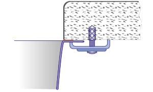 Nerez: Vaničky pod pracovní desku
